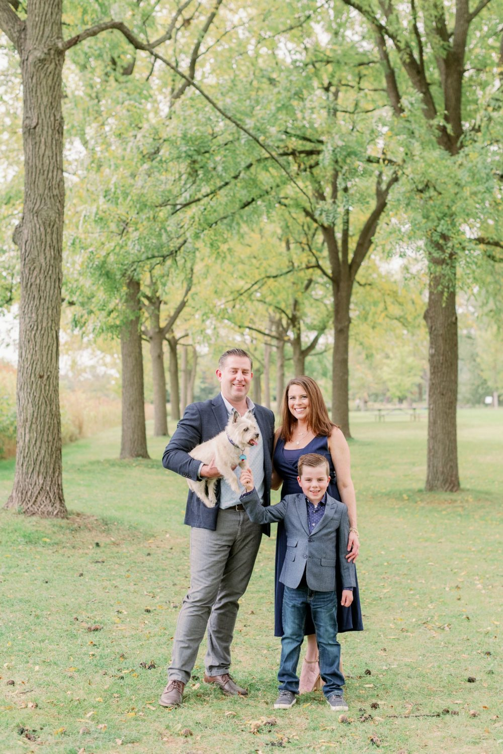 Dog Friendly Photo Locations in Chicago Suburbs