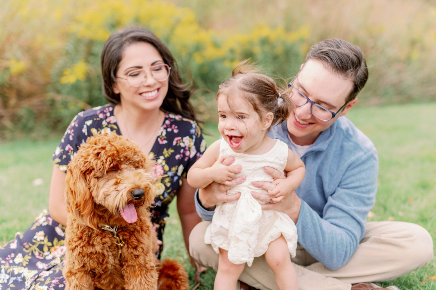 Dog Friendly Photo Locations in Chicago Suburbs - Chicago Family Photographer