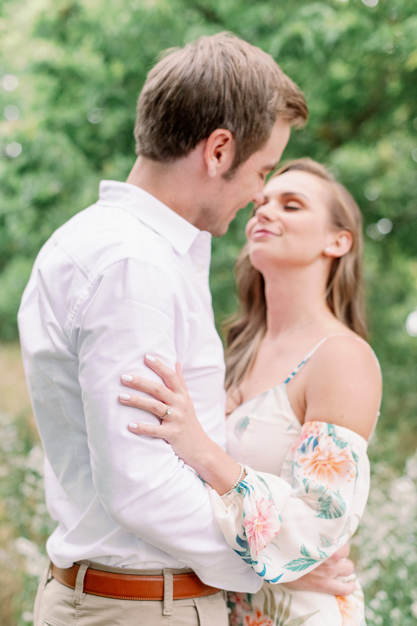Chicago Engagement – Lincoln Park Alfred Caldwell Lily Pool Engagement Photos-19