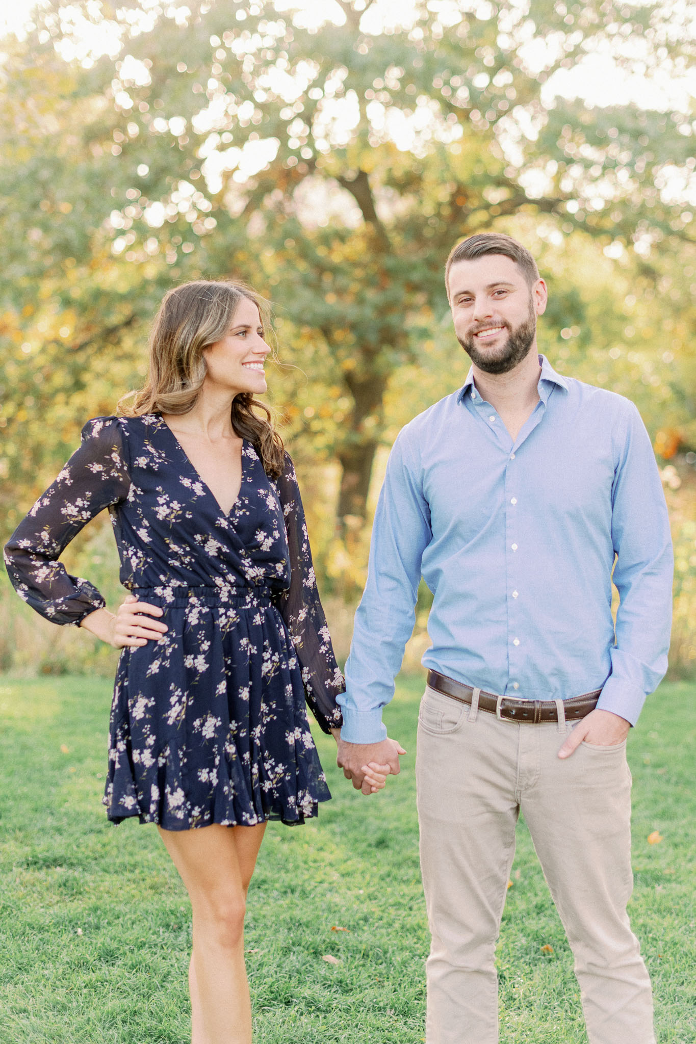 Chicago + Southwest Florida Naples Engagement Photography