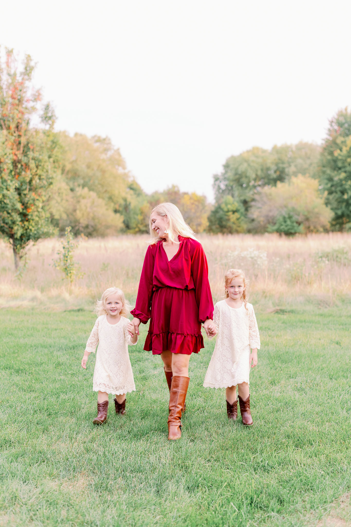 Chicago Lifestyle Family Photographer – St Charles Fall Family Photos-13