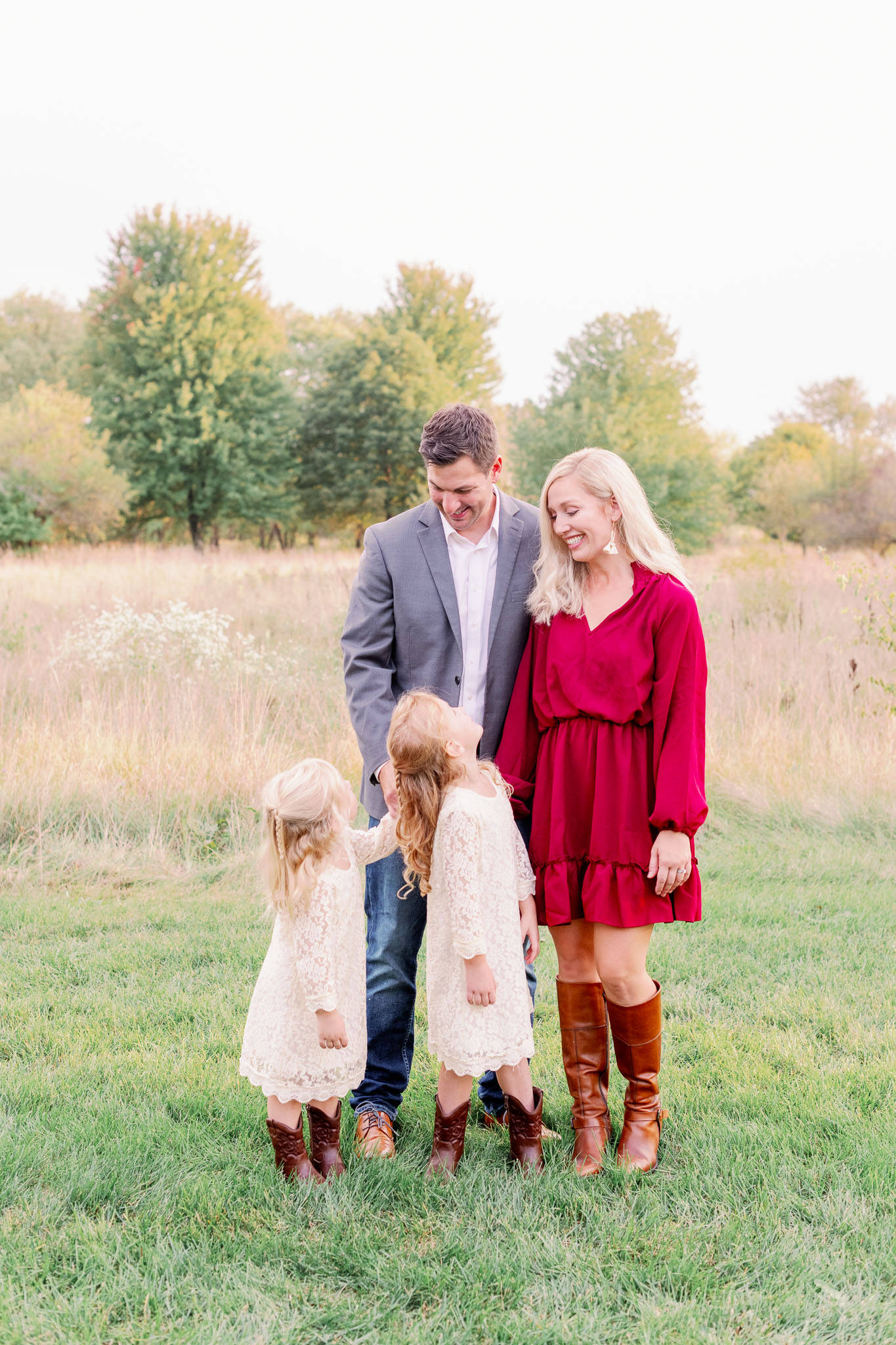 Chicago Lifestyle Family Photographer – St Charles Fall Family Photos-15