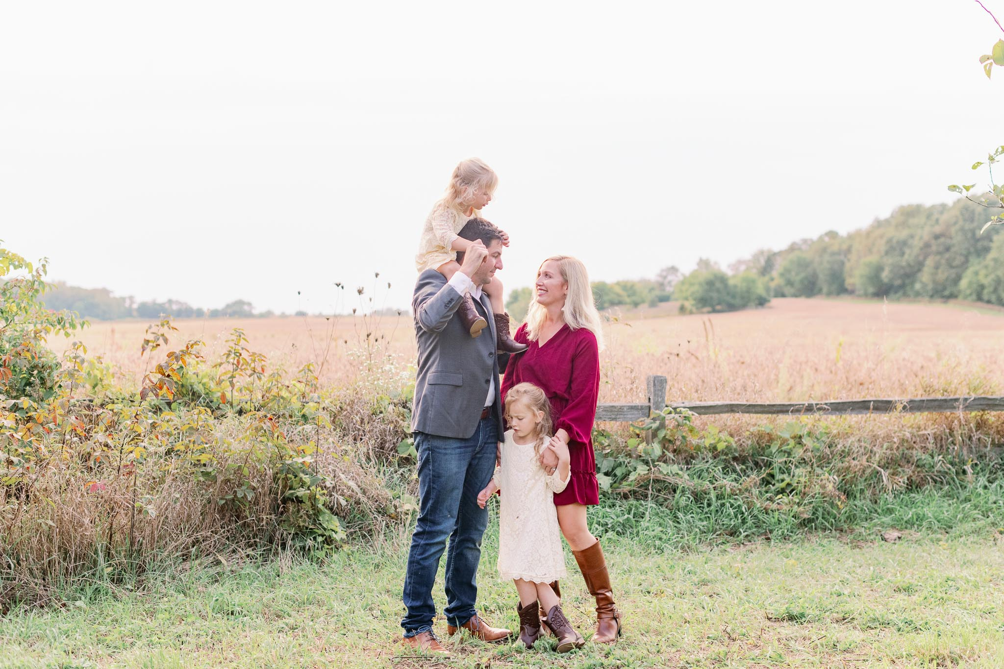 Chicago Lifestyle Family Photographer – St Charles Fall Family Photos-32