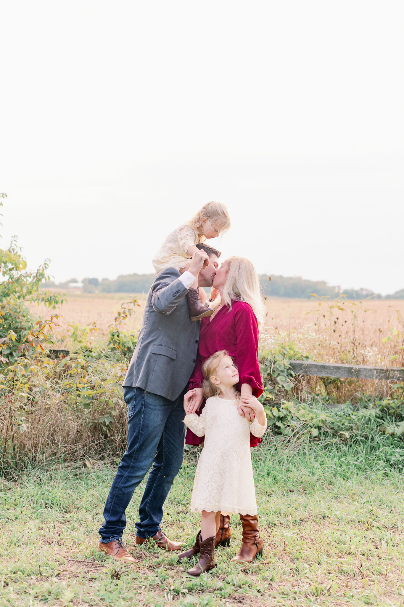 Chicago Lifestyle Family Photographer – St Charles Fall Family Photos-34