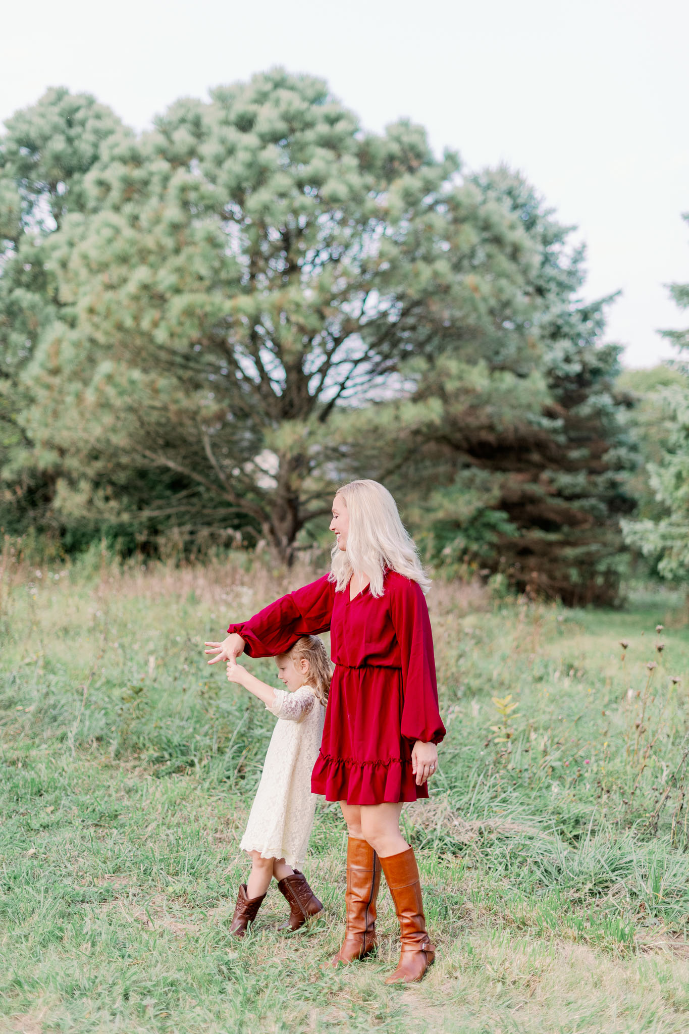 Chicago Lifestyle Family Photographer – St Charles Fall Family Photos-45