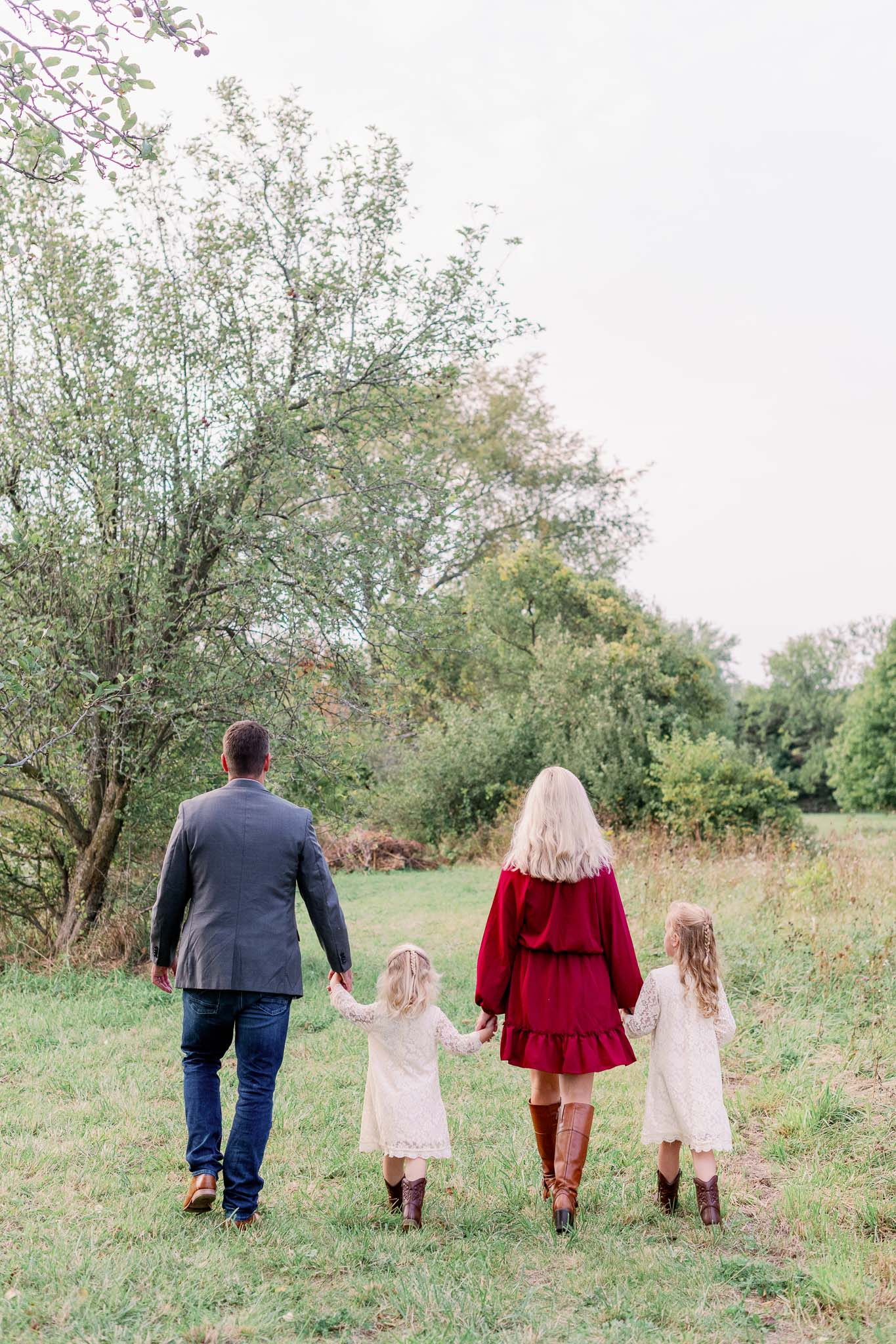 Chicago Lifestyle Family Photographer – St Charles Fall Family Photos-46