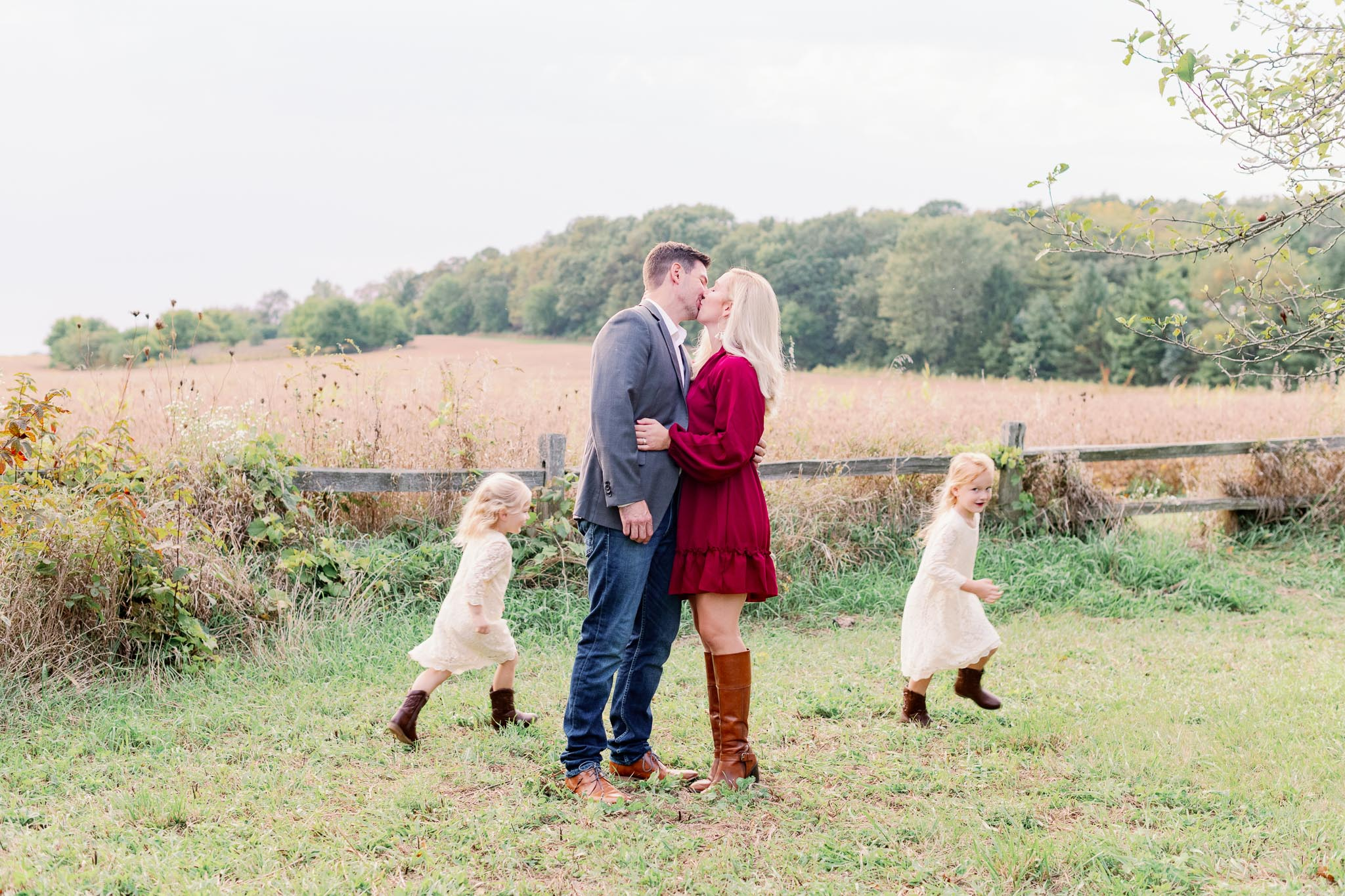 Chicago Lifestyle Family Photographer – St Charles Fall Family Photos-50