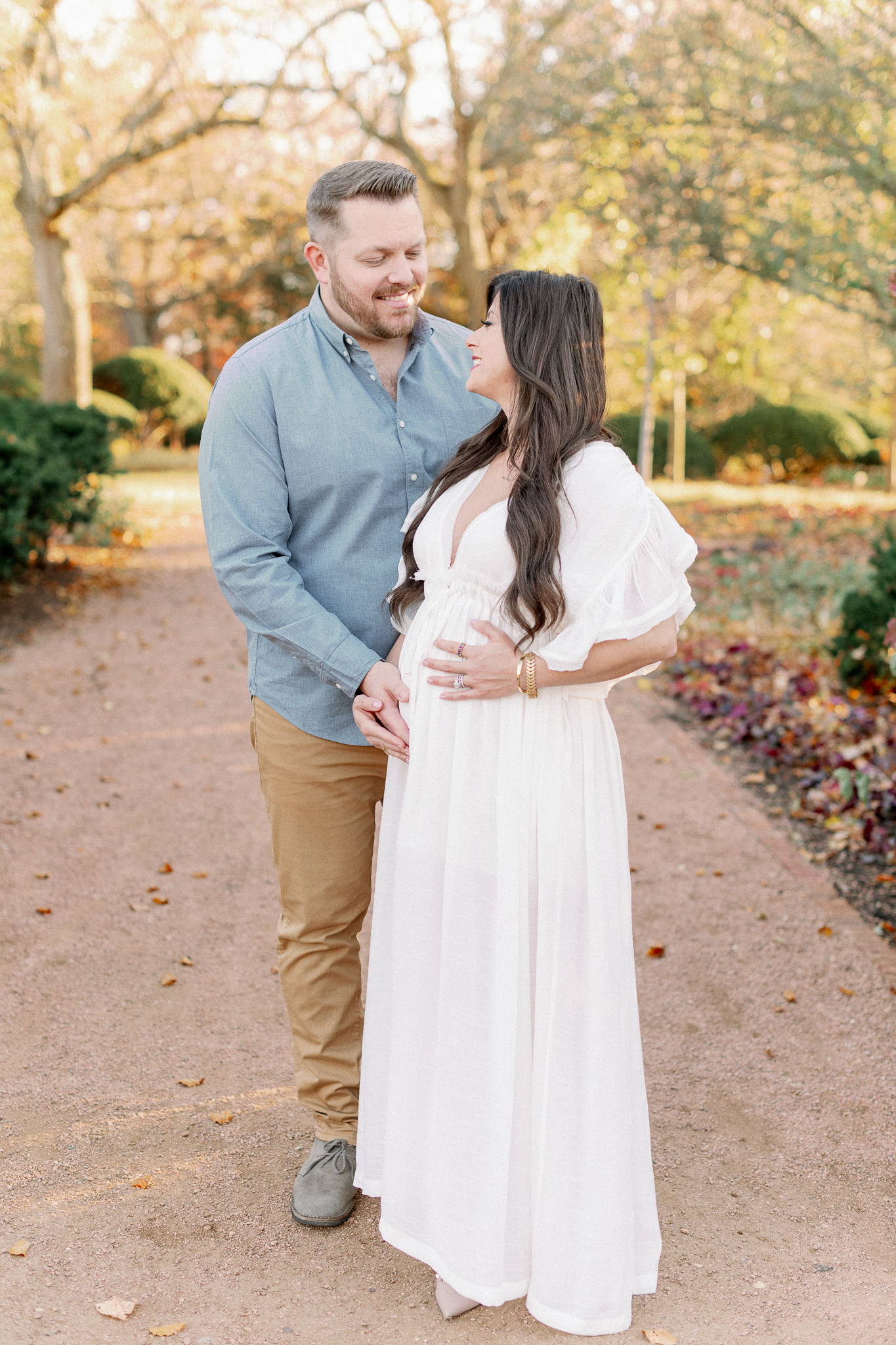 Chicago Southwest Florida Fine Art Maternity Family Photographer | Cantigny Maternity Photos -29