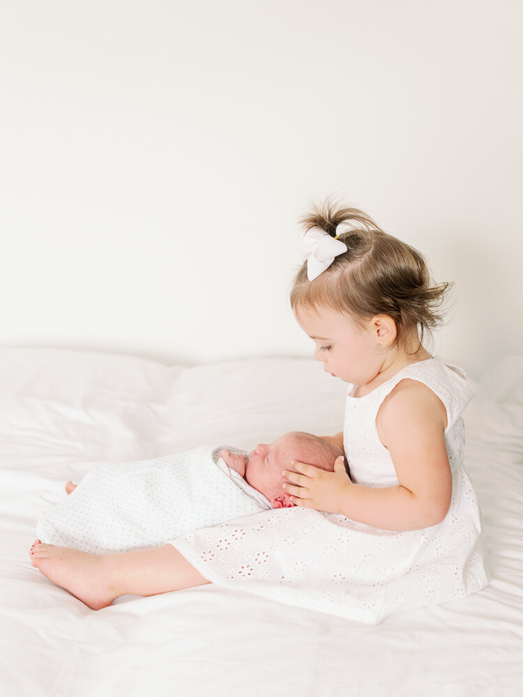 What to wear for newborn photos at your home studio - chicago southwest Florida naples newborn family photographer